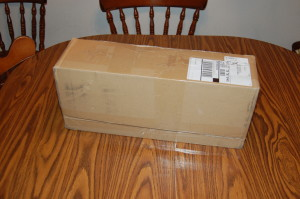 The box that I got from Hobbyking.