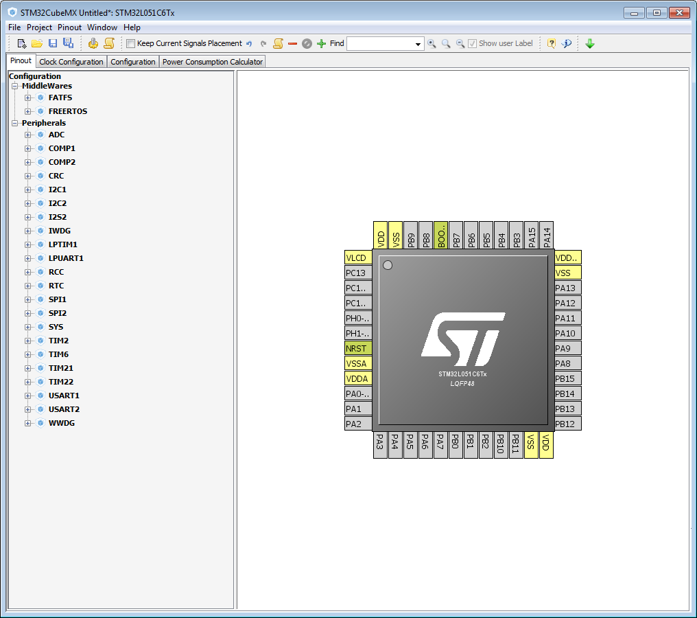 New(ish) Tools for STM32 Development – STM32Cube